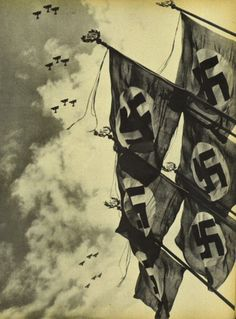 Air power in late 1930s, the dream come true through rearmament policy under Nazi