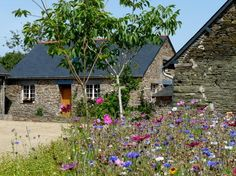 BRETAGNE - Tourisme rural, gites ruraux en #Bretagne, Finistère, Morbihan, Côtes d'Armor, Ille et Vilaine - #Brittany
