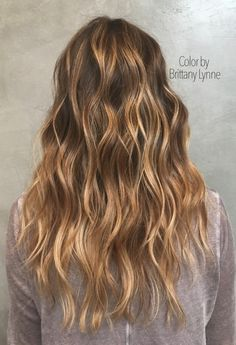 Hair Color by Brittany Lynne | balayage | Ombre | Sombre | Bronde | LA Colorist | Sun Kissed Highlights | Highlights | Nashville Colorist | Hair Color Trends