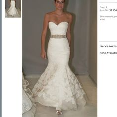 Eugenia Couture at Kleinfeld. <3 I've been watching one too many episodes of Say Yes To The Dress