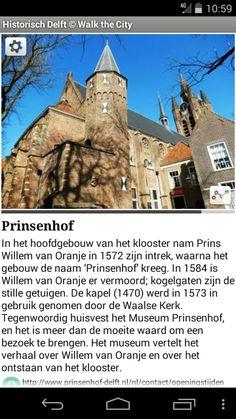 Prinsenhof.