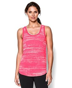 Under Armour Women's UA Power In Pink® Support Tank Extra Large Cerise | AMAZON.COM saved by #ShoppingIS