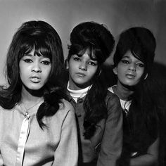 The Ronettes...just like Ronnie Said.  She is my little Baby.,