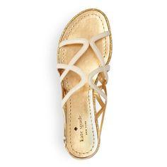 nice sandal from Kate Spade.