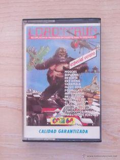 Cinta Revista Load n´ Run. commodore