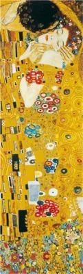 The Kiss, Gustav Klimt Tavlor