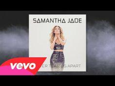 ▶ Samantha Jade - Never Tear Us Apart (Audio) - YouTube