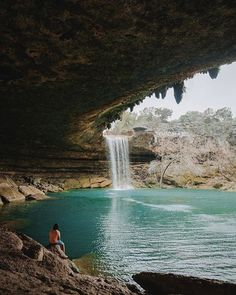 Hamilton Pool Preserve |  Garret King Say Yes To Adventure