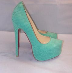 Which Color Is Yours? shoes pumps featured fashion