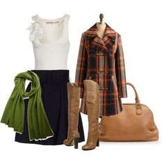 Fall date outfit - you can call me Lauren, Ralph Lauren :)