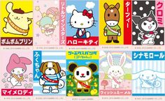 Vote for your favorite Sanrio character