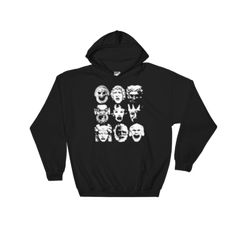 Tragedy - Hoodie Black Hoodies, Sweatshirts, Black Hoodie, Graphic Sweatshirt, Sweaters, Cotton, Collection, Women, Fashion