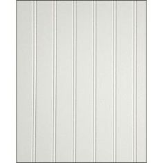 4' x 8' Formaldehyde-Free Beadboard Paneling - $19.98 @ Lowes (Kitchen ceiling)