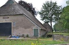 """Vorchten, boerderij  """" t Klare Water"""" uit 1769, Kerkweg 36"""