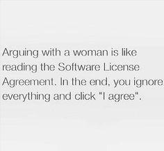 """Click """"I agree"""""""