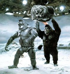 King Kong Escapes, behind the scenes with Mechani-Kong! Vfx behind the scenes, history and cinemagic