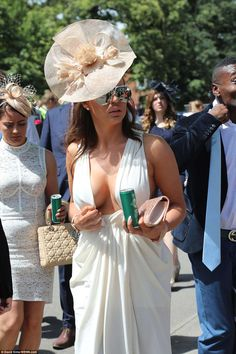 The races are entering their final stages as spectators enjoy drinks in the sun at Ascot in heatwave conditions as high temperatures grip the south-east
