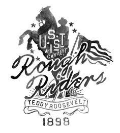 Rough Riders by Glenn Wolk