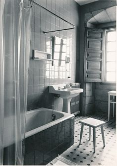 Parador Nacional de Turismo. Cuarto de baño | Flickr: Intercambio de fotos