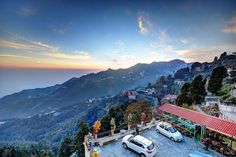 Mussoorie is a hill station  in the Dehradun of the northern Indian state of Uttarakhand. This hill station, situated in the foothills of the Garhwal Himalayan ranges, is also known as the Queen of the Hills.