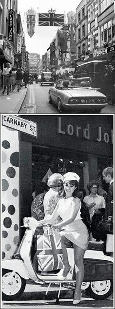 Carnaby Street 1967