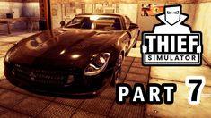 THIEF SIMULATOR Gameplay Walkthrough Part 7 – 207 AND CUBRA GTS Thief Simulator, Car, Automobile, Vehicles, Cars, Autos