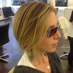 chopped+bob+haircut+for+thin+hair