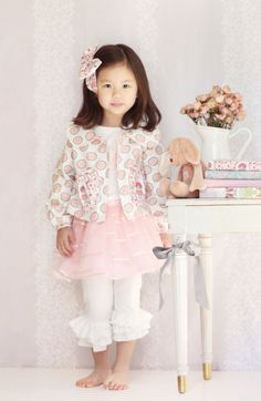Molly Jacket PDF Pattern & Tutorial, All sizes 2t-10 years included