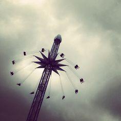 All the fun of the fair, London Southbank