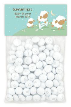 """Bag topper design for """"sheep poop"""""""