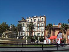 Sevilla tiene un color especial.20