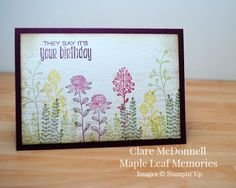Maple Leaf Memories: Sale-a-bration Blog Hop
