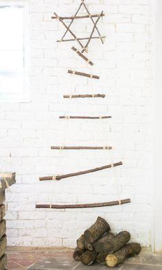 Árbol y estrella de Navidad DIY | Handbox Craft Lovers | Comunidad DIY, Tutoriales DIY, Kits DIY