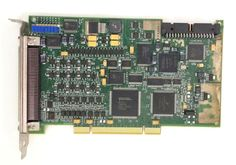 National Instruments NI PCI-7390 4-Axis Motion Controller Card Tested