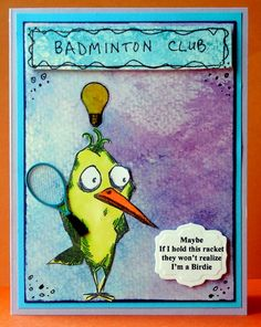 JUN16VSNM Not a Birdie by peeps321 - Cards and Paper Crafts at Splitcoaststampers