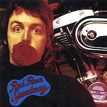Paul McCartney Red Rose Speedway