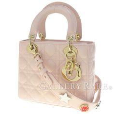 クリスチャン・ディオール ハンドバッグ マイ・レディ・ディオール ラッキーエンブレム M0532OCAL Christian Dior バッグ 2wayショルダーバッグ