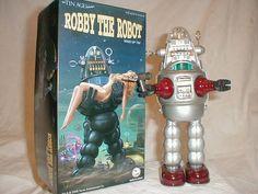 Tin Robot Robby