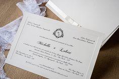O CONVITE que a @papeleestilo fez para Michelle e Lobert seguiu o estilo CLÁSSICO, assim como o casamento!💌💌💌Mais da festa linda no @buffetfranca no site: www.constancezahn.com🖥️#casamento #wedding #convitedecasamento #CZSaoPaulo Bullet Journal, Wedding, Decoration, Kids, Wedding Blog, Wedding Invitation, Classic Style, Engagement, Party