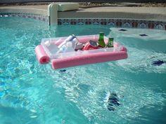 pool noodle diy do it yourself lifehack plastic bin