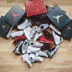 Air Jordan craze