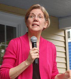 "Elizabeth Warren: ""It Hurts... It Just Makes Me Madder Than Hell"""