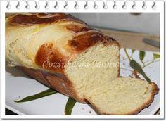 COZINHA DA MONICA: Brioche na máquina de fazer pão.