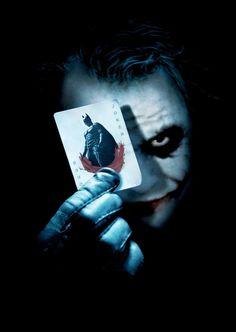 """The Joker""The Dark Knight, 2008"