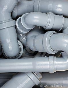 Sewer pipes chaos by Dmitry Naumov, via Dreamstime
