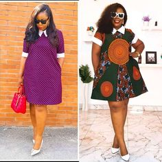 See these 22 PICTURES: Unique Ankara Styles For Office, Church & Wedding Check out these Ankara styles, African dresses, African wears or Ankara