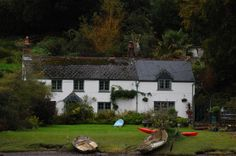 Country cottage, Lerryn