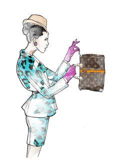 Fashion Illustration#4