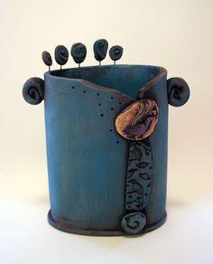 Vase karen hansen