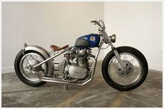 Yamaha XS650 Bobber by Escape Collective